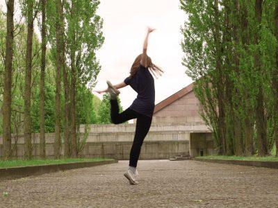 Tanzvideo, Tanzfilm